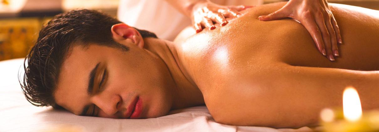 Oil Massage In Dubai
